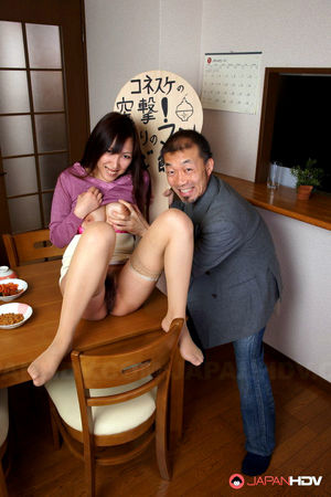 old hairy japanese pussy