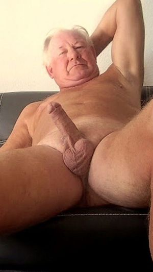 granny takes big cock