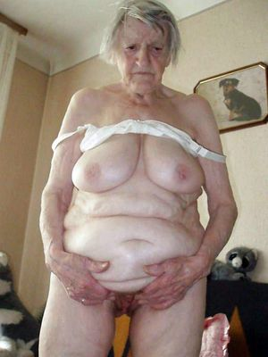 grannies naked