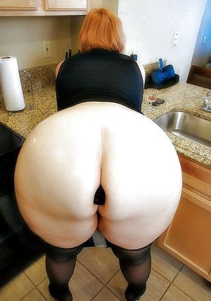 big booty white mature