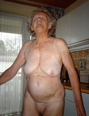 sexy grannies naked
