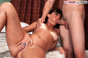 boy creampies mature