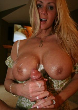 mom takes big cock