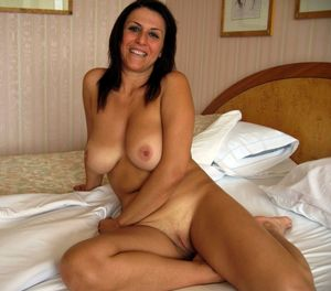 mature and naked