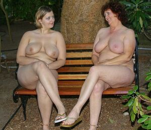 mother and son nudist