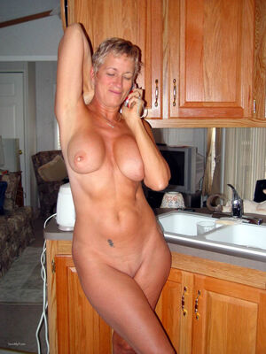 older woman anal