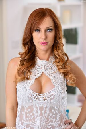 A stunning forty year old babe Dani Jensen