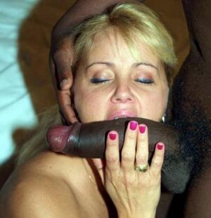 mature loves bbc