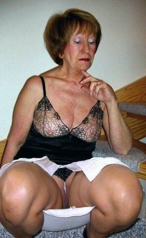 old sexy granny