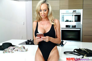 brandi love step mom