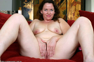 cute hairy milf