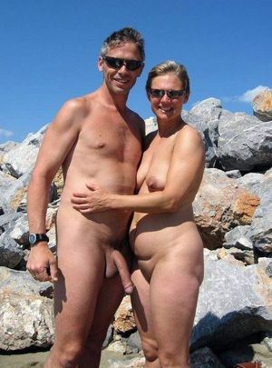 hot mature nudist