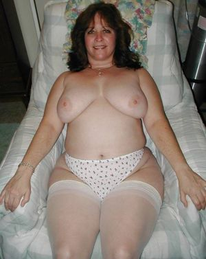 fat mature pussy