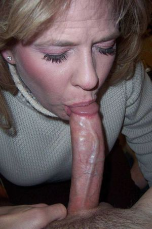 hot milf blowjob